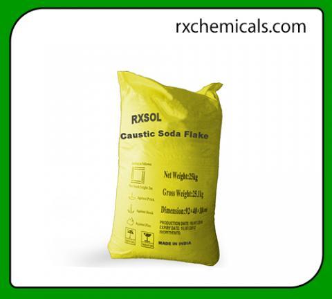 Caustic Soda Flake 5 Kg | RXCHEMICALS