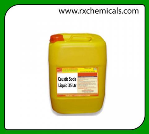 Caustic Soda Liquid 35 Ltr | RXCHEMICALS
