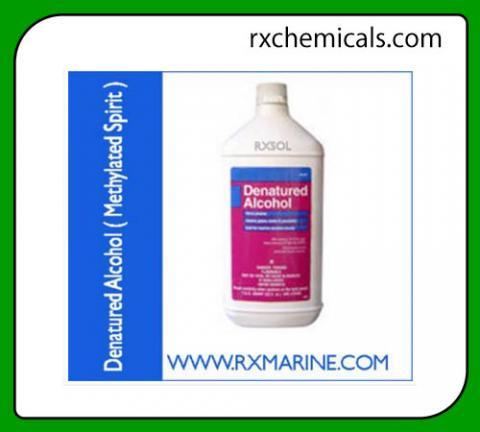 Denatured Alcohol ( Methylated Spirit ) | RXCHEMICALS