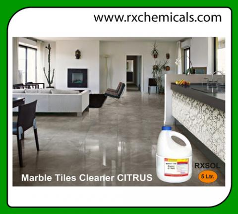 Marble Tiles Cleaner CITRUS | rxchemicals