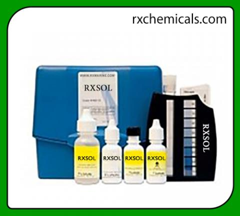 Silica Test Kit | RXCHEMICALS